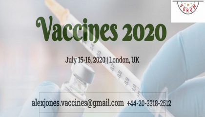 3rd European Congress on Vaccines and Immunology